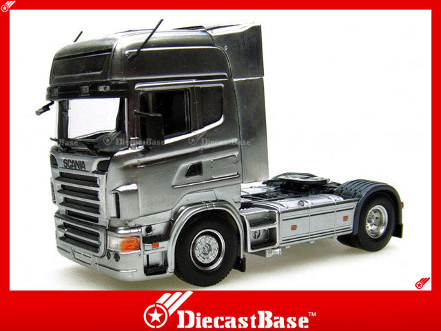 Universal Hobbies UH5686 1/50 Scania R580 Chrome UH Diecast Model Truck