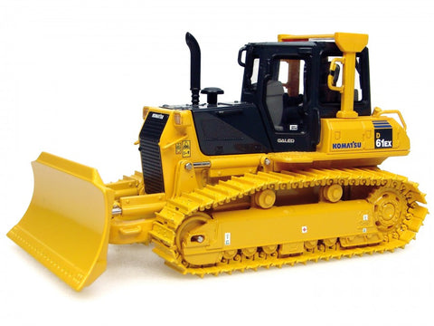 Universal Hobbies UH8000 1/50 Komatsu D61EX UH Diecast Model Construction Machine