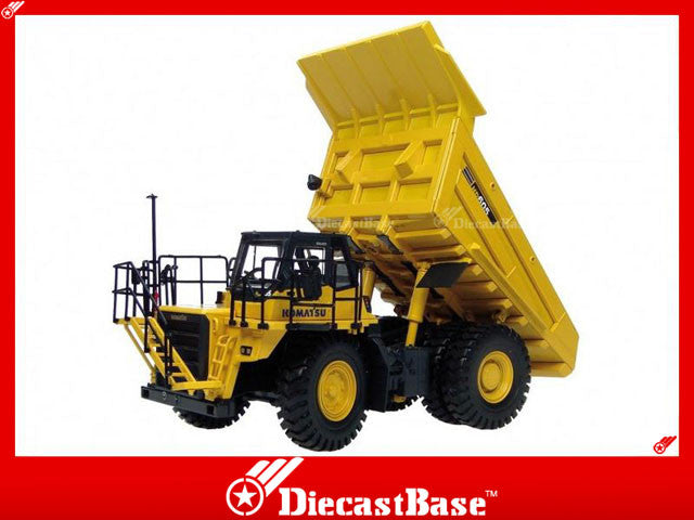 Universal Hobbies UH8009 1/50 Komatsu HD605 Off-Highway Rock Truck UH Diecast Model Construction Machine