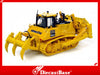 Universal Hobbies UH8010 1/50 Komatsu D155AX-7 Crawler Dozer with Sigma Blade UH Diecast Model Construction Machine