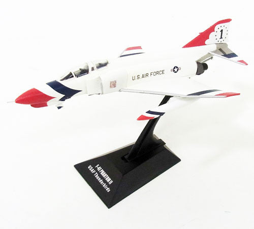 WITTY WINGS W144-08001 1/144 MD F-4 McDonnell Douglas F-4E PHANTOM II USAF Thunderbirds Military Jet Diecast