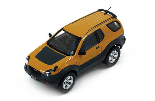 Premium X PRD421 1/43 Isuzu Vehicross 1997 Yellow Diecast Model Road Car