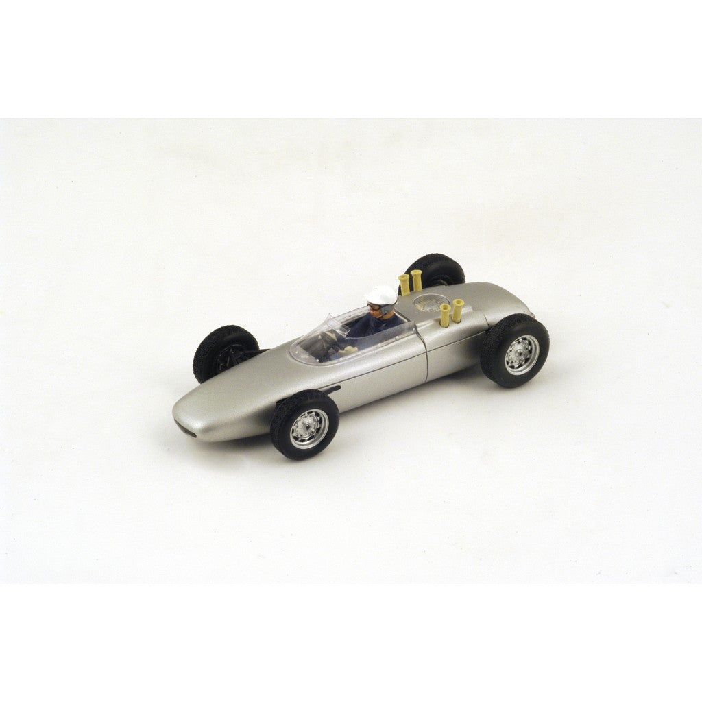 Spark S3460 1/43 Porsche 804 Test Session 1962 Jo Bonnier Resin Model F1 GP Racing Car