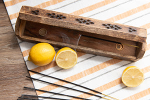 Lemon Pound Cake Incense Sticks