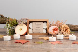 Fall Tea Light Sampler Pack