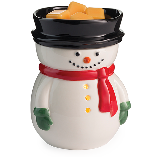 Frosty Wax Melt Warmer