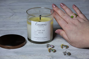 Over the Moon Ring Candle