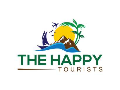 The Happy tourists