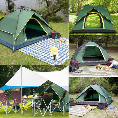 3 man tent - Outdoor Waterproof Tent