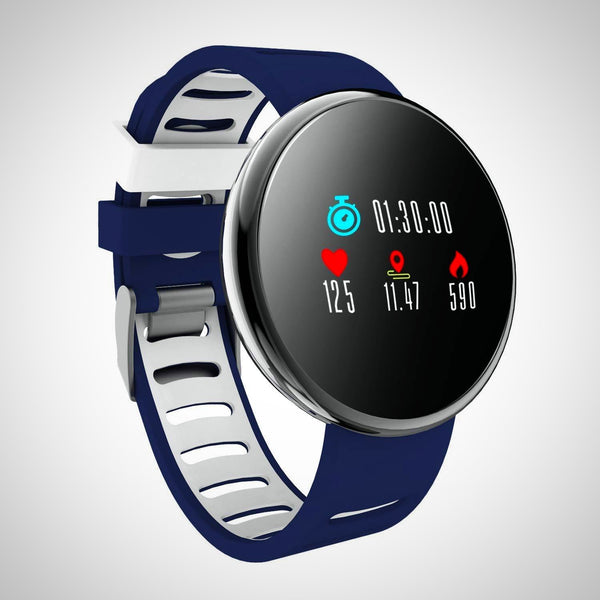 Blood Pressure Watch - Smart Bracelet Pedometer Watch with Fitness tracker
