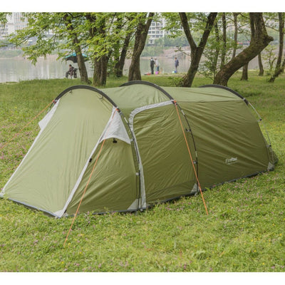 4 man tent -  Outdoor Family Tunnel Camping Tent - The Happy Tourist LTD
