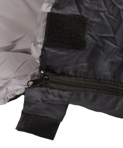300 Mummy Sleeping Bag Warm 300GSM Filling - Compression Carry Bag Included - The Happy Tourist LTD