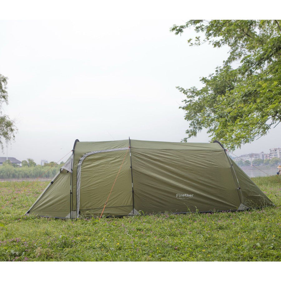 4 man tent -  Outdoor Family Tunnel Camping Tent