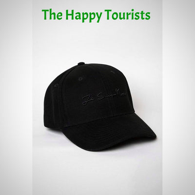 Signature Baseball Unisex Cap - The Happy Tourist LTD