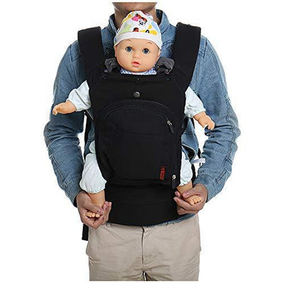 Comfortable Multi-Position Baby Soft Breathable Carrier in Multiple colours - The Happy Tourist LTD