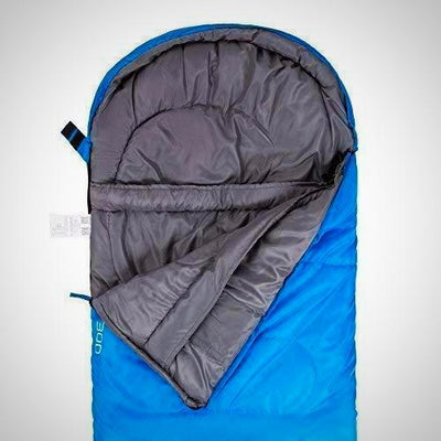 KingCamp Trek 300 Camping Hiking 3 - 4 Season Mummy Sleeping Bag - The Happy Tourist LTD