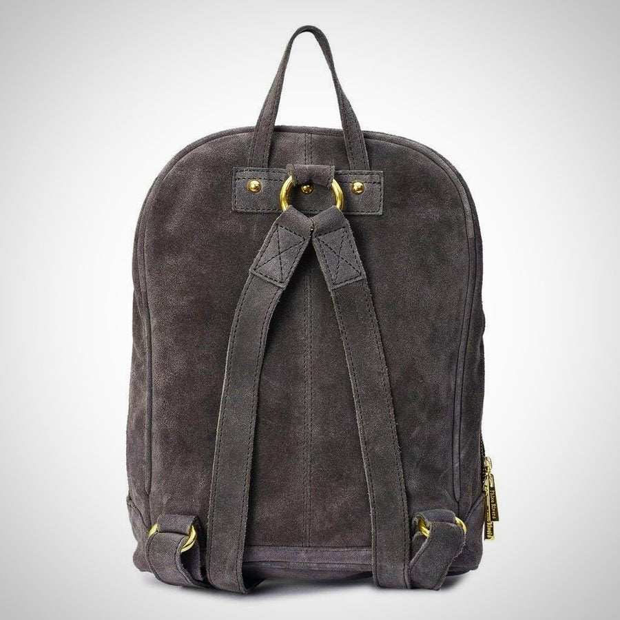 Phive Rivers Women's Leather Backpack -PRU1343