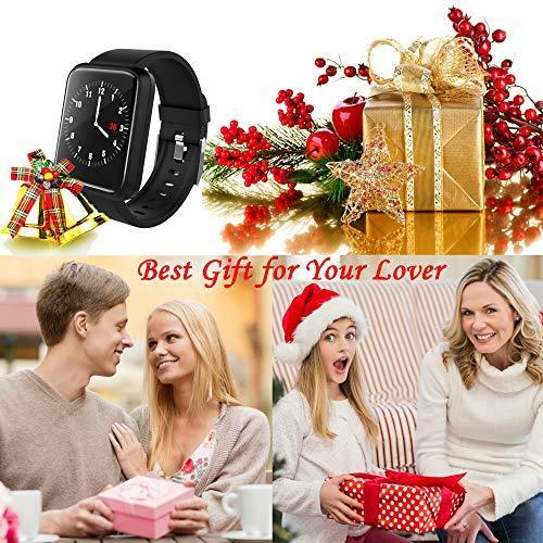 Blood Pressure Monitor smart Fitness Tracker watch
