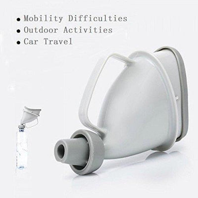 Portable Pee Funnel For travel - The Happy Tourist LTD