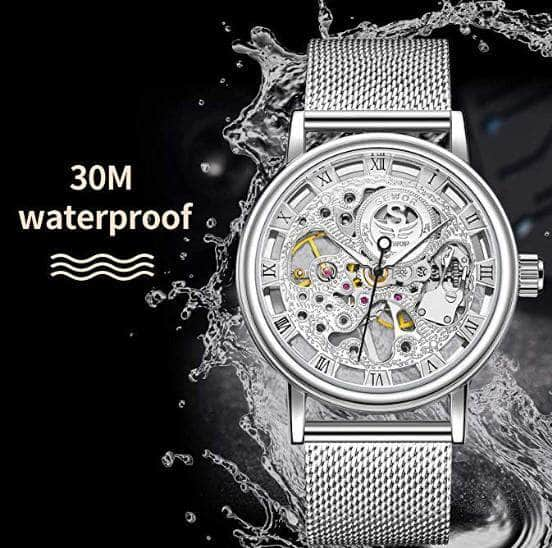 Watch Men's Watches Fashion Casual Design Waterproof