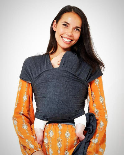 Baby Sling Carrier Baby Wrap | Tested to EU Safety Standards - The Happy Tourist LTD