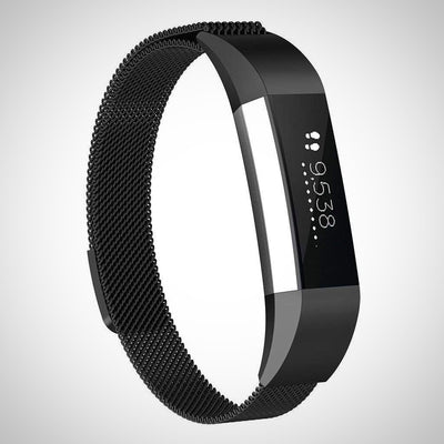 Fitbit Ace Kids SS Steel Milanese Band Strap - The Happy Tourist LTD