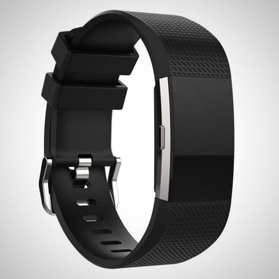Premium Soft Replacement Strap Band for Fitbit Charge 2 - The Happy Tourist LTD