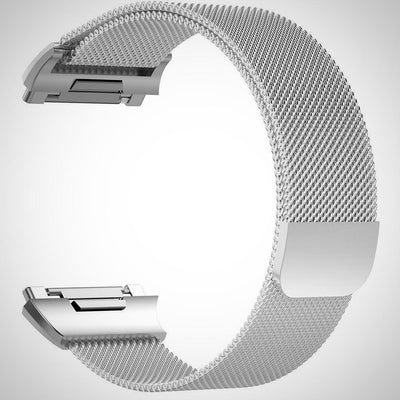 Fitbit Ionic Stainless Steel Metal Band Strap Replacement Bracelet - The Happy Tourist LTD