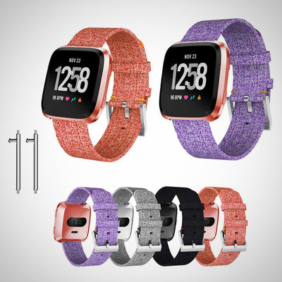 Fitbit Versa Smart Watch Band - The Happy Tourist LTD