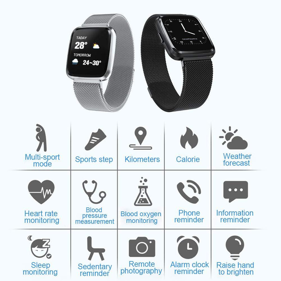 Fitness Tracker,Activity Tracker with Heart Rate Monitor and Sleep Monitor