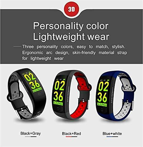 Fitness Tracker Blue, Multisport Activity Tracker Smart Watch