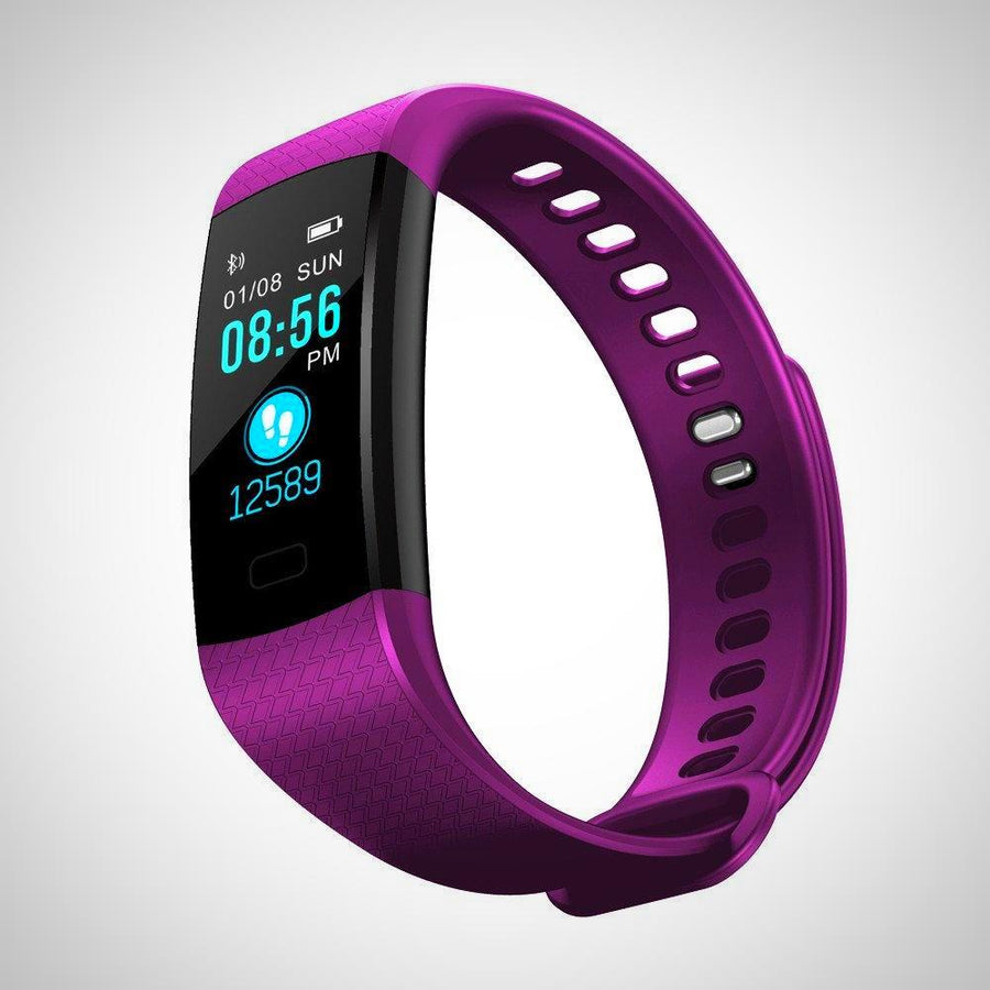 Heart Rate Fitness Tracker Blood Pressure Monitor