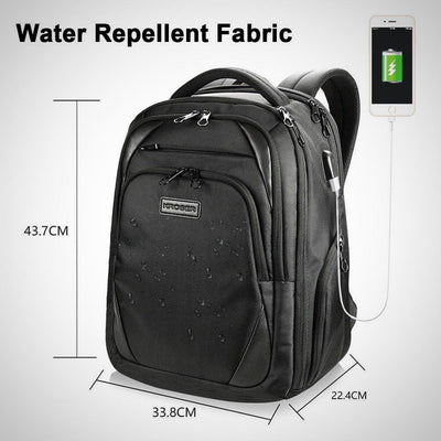 Laptop Backpack 15.6 Inch Computer Backpack School Backpack - The Happy Tourist LTD
