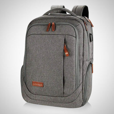 Laptop Backpack 17.3 Inch Large Computer Backpack School Backpack Casual Daypack - The Happy Tourist LTD
