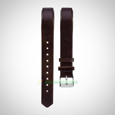 Leather Replacement Wrist Band Strap For Fitbit Alta - The Happy Tourist LTD