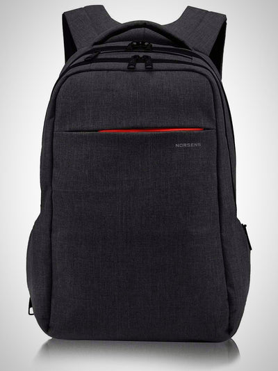Lightweight Laptop Backpacks 15.6inch Slim Business Backpack - The Happy Tourist LTD