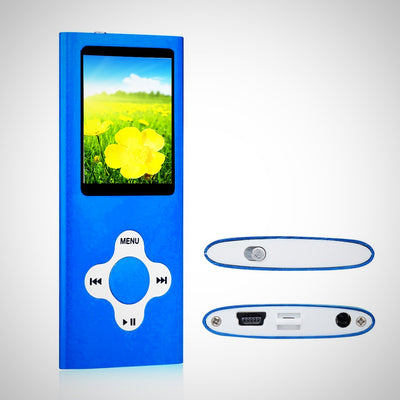 Clip Jam 8 GB MP3 Player - The Happy Tourist LTD