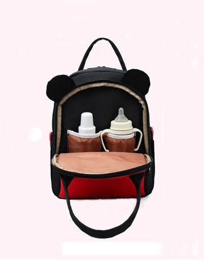 Travel Mummy Maternity Backpack Baby Diaper Bags - The Happy Tourist LTD
