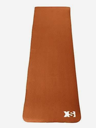 Premium 15mm Thick NBR Yoga Exercise Mat - The Happy Tourist LTD