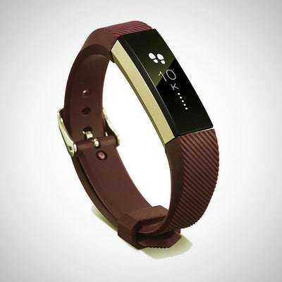 Fitbit Alta Silicone Replacement Wristband Strap - The Happy Tourist LTD