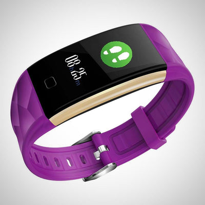 Blood Pressure/Oxygen Heart Rate Fitness Smart Watch - The Happy Tourist LTD