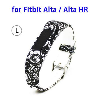 Secure Strap for Fitbit Alta & Fitbit Ace - The Happy Tourist LTD