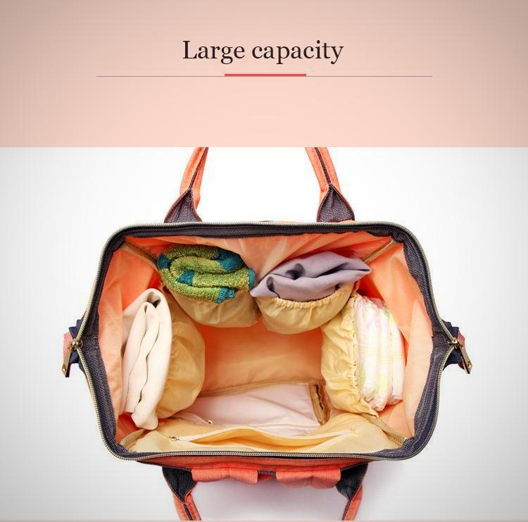 Maternity Nappy Diaper Bag-nursing Bag for Baby Care