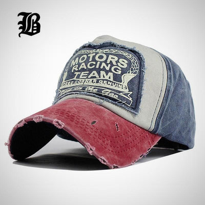 Spring Cotton Baseball Cap Snapback Hat - The Happy Tourist LTD