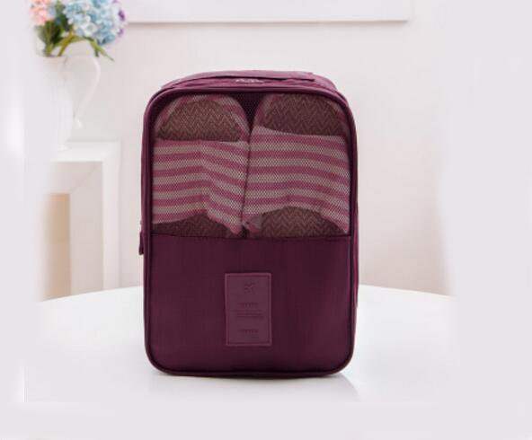 Storage Bag For Shoes And Other Travelling Accessories - The Happy Tourist LTD