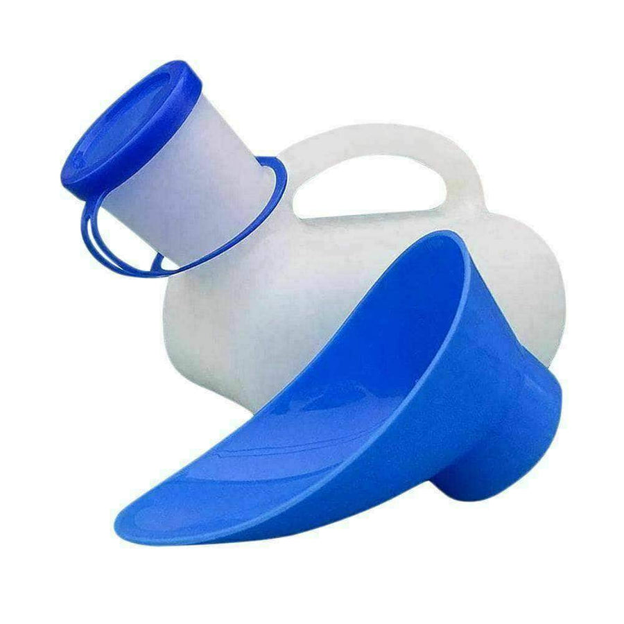 Unisex Portable Mobile Urinal Toilet Camping Outdoor Journey Travel