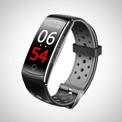 Wearable Blood Pressure Monitor Smart Watch Fitness Tracker - The Happy Tourist LTD