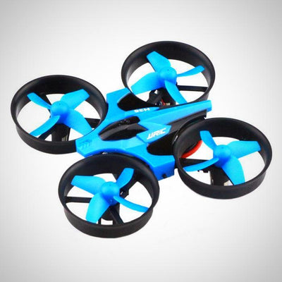JJRC H36 2.4GHz 4CH 6 Axis Gyro RC Quadcopter - Blue + Black - The Happy Tourist LTD