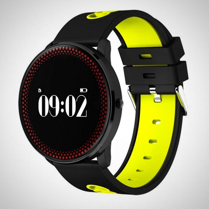 Heart Rate Monitor Watch - Maikou CF007 Smart Bracelet w/ Heart Rate Monitor / Pedometer.