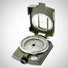 Pocket-Size Survival Military Geology Outdoor Metal Compass for Hiking Travel Camping